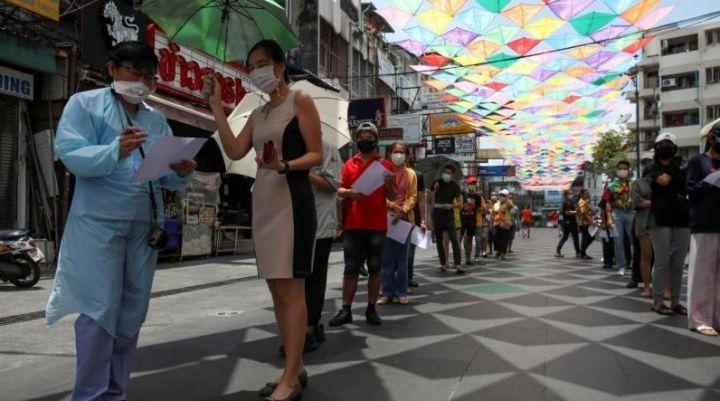 最新!港府收紧柬泰越入境措施!